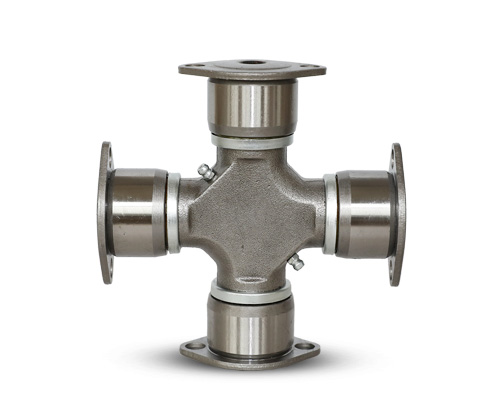U-Joint With 2 Welded Plate Type And 2 High Wing Bearings